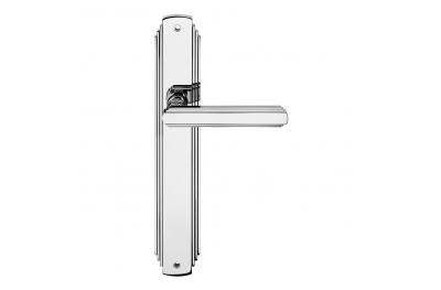 Гламурная ручка двери на пластине Дизайн Рационалистов Linea Cali Vintage