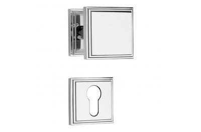 Искусство Дверная ручка на пластине Linea Cali Vintage