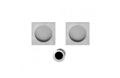 Губбио Комплект для раздвижных дверей с защелками Blind Pasini я-Design
