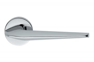 Дверная ручка от итальянского дизайнера H1052 Сверхзвуковая от дизайнера Михаила Лейкина для Valli & Valli