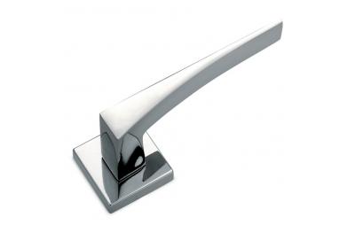 H5 Sicma Смарт Лайн медную ручку двери с Rosetta и сопла Quadra