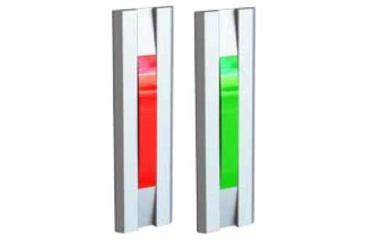 Светло-Ред Грин Двери для 55030 серии профилей Opera