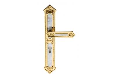 Король Ювелирные изделия Линия PFS Pasini ручка двери на тарелку