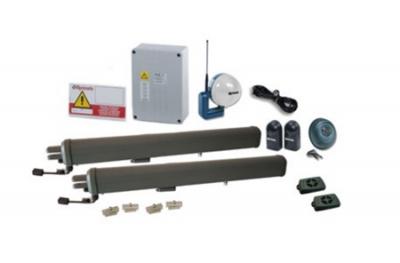 Комплект автоматики для распашных ворот с механическим концевым выключателем Aprimatic R251 FM