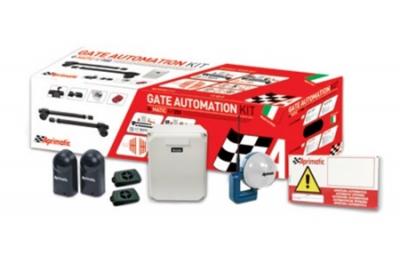 Комплект автоматизации для распашных ворот Aprimatic AP 350