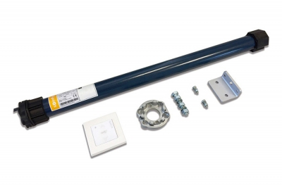 Somfy Motor Kit Window Shutter Small Tubular Wired Radio RTS MRR 1000 10 Нм