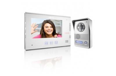 Комплект цифровой видеодомофон Somfy V400 с камерой и 2 проводами