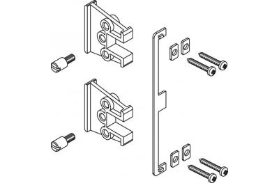 Комплект для подключения Giesse Нова Ручка окна Cremonese Art.02377 ALLCO5 R40