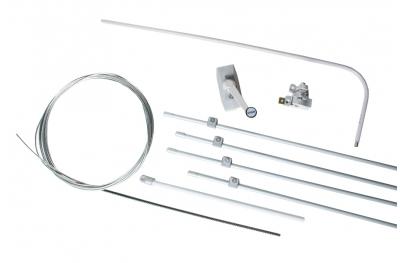 Полный комплект для единого механизма открывания UVS Ultraflex UCS для окна