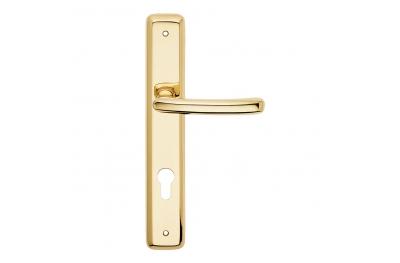 Лена серия Основных формы дверной ручки плита FROSIO Бортола Классический итальянский дизайн