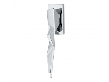 Оконная ручка DK известного архитектора Заха Хадид H356 F RS-41 ZH Duemilacinque Fusital Valli & Valli