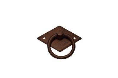 Мебель ручка 028 Galbusera в кованого железа искусства с кольцом