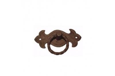 Ручка 033 Galbusera Мебель кованого железа Искусство с кольцом
