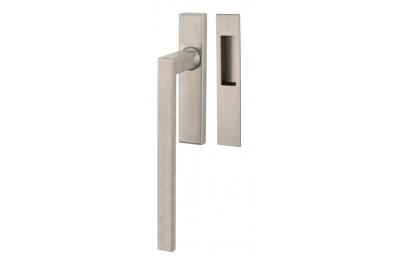 Лифт и слайд ручка ТРОКЭКС Genève в Satin Steel