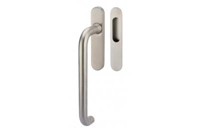 Лифт и слайд ручка ТРОКЭКС Стокгольме Satin Steel
