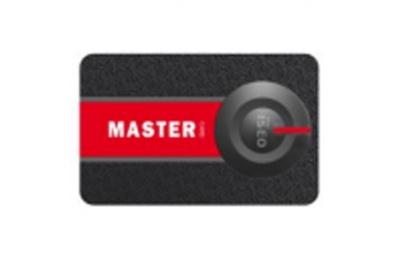 Master Card Set for Libra Cylinder Argo App by Iseo