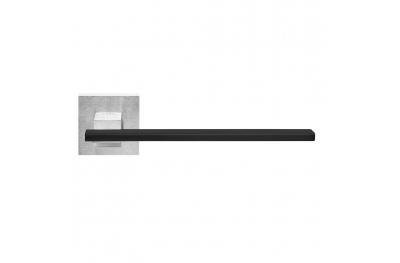 Милан Ручка на Розетка с черной вставкой из латуни PFS Pasini I-Design
