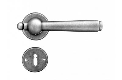 Монако Гэлбрейт ручку двери с Rosetta и сопла