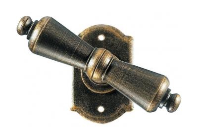 Осло Гэлбрейт ручка Молоток с Rosetta Кованое железо окно