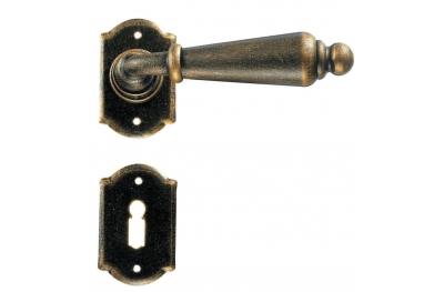 Осло Гэлбрейт ручка двери с розеткой и сопла