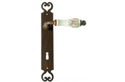 Париж Гэлбрейт ручка двери на тарелку