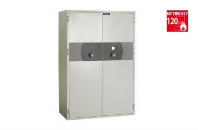 Огнестойкий бронированный шкаф для документов PK 400 Bordogna