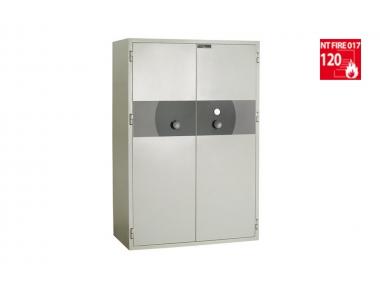 PK 400 MEDIA Bordogna Огнеупорный бронированный шкаф для компьютерной поддержки