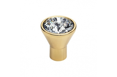 Mobile Linea Cali ручка кристалл алмаза OZ Swarowski® чистым золотом