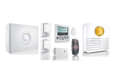 Комплект охранной GSM-сигнализации Somfy Protexiom Ultimate