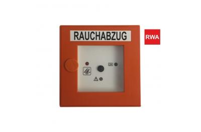 Сигнальная кнопка RT2 RWA Аварийное управление для блоков управления RWA для систем эвакуации дыма и тепла Topp
