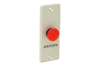 Кнопка для двери Страйк 55017 Series профиля Opera