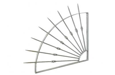 Риф Барьер Анти вторжения Радуга Гриппо Боллард с очками для балкона или террасы Поджоло