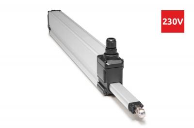 S80 Topp 230V Привод штока для выступающих окон 800N Макс. Ход 1000 мм