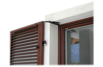 S TEL двойной двери 80-115cm 230Vac Chiaroscuro на руки Шторки Качели