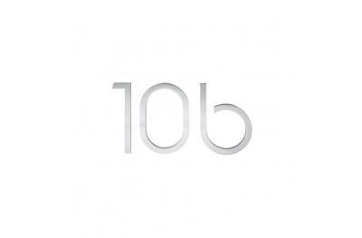 Знаки числа и буквы PBA из нержавеющей стали AISI 316L