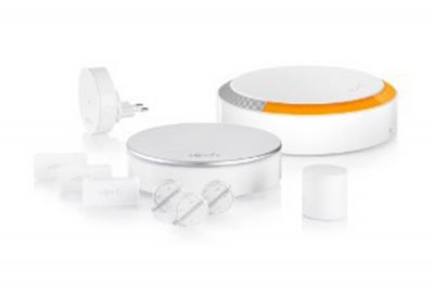 Somfy Protect Home Alarm Plus система сигнализации для периметра домашней безопасности