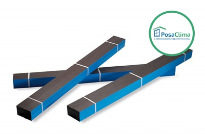 Termoframe Plus PosaClima Плечо для контррамки Thermal Break из березы