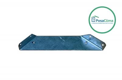 Стальной арматурный кронштейн для контррамки Klima Pro PosaClima