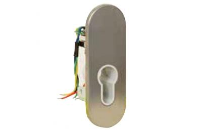 Поддержка с микровыключателем для 55040 серии цилиндрической формы профиля Opera