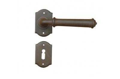 Таллинн 2 Гэлбрейт ручка двери с Rosetta и сопла