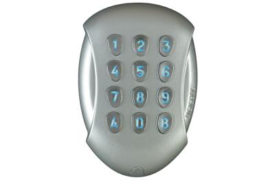 GALEO автономная вандалостойкая Bluetooth-клавиатура DIGICODE 3 Алюминиевый сплав Реле контроля доступа CDVI