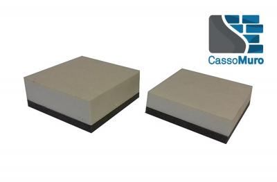 Изоляционная панель Thermoplus, соединенная для обеспечения тепловых характеристик PosaClima Renova