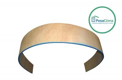 Верхняя траверса для контррамок Termoframe Flex PosaClima