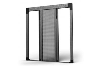 Двусторонняя плиссированная москитная сетка 04 для балконов и окон SharkNet