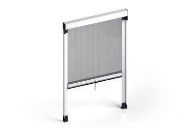 Москитная сетка Quadra Вертикальная стандартная пружина Cassonetto 50мм Zanzar Sistem