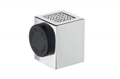 Zen Mesh 302 FE Calì Линейная дверная пробка с кристаллами Swarovski® в форме куба